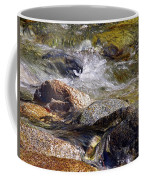 Rocks In A Stream 2a Coffee Mug