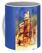 Rocks Of Lovett Coffee Mug