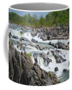 Rocks Of The Potomac Coffee Mug