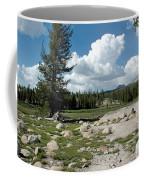 Rocks Of Tuolumne Meadows Coffee Mug