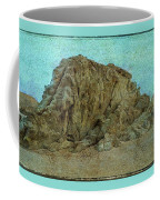 Rocks On The Beach Coffee Mug