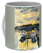 Rocktide Sunset Coffee Mug