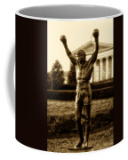 Rocky - Heart Of A Champion  Coffee Mug by Bill Cannon