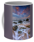 Rocky Beach At Sandy Hook Coffee Mug
