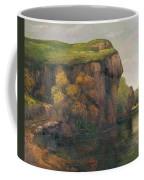 Rocky Cliffs Coffee Mug