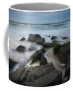Rocky Coast Of New Jersey Coffee Mug
