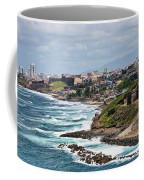 Rocky Coast Of Puerto Rico Coffee Mug