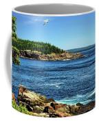 Rocky Coastline 3 Coffee Mug