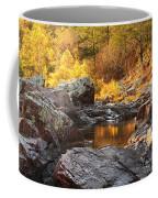 Rocky Creek II On Mill Mountain In The Missouri Ozarks Coffee Mug