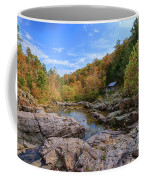 Rocky Falls Near Klepzig Mill Coffee Mug
