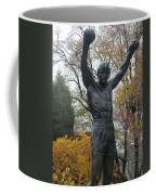 Rocky In The Fall Coffee Mug