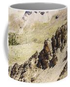 Rocky Landscape - 3 - French Alps Coffee Mug