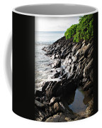 Rocky Maui Coast Coffee Mug
