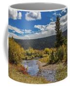 Rocky Mountain Afternoon Coffee Mug