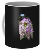 Rocky Mountain Bee Flower Coffee Mug
