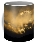 Rocky Mountain Continental Divide Sunset Coffee Mug