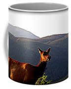Rocky Mountain Elk Vi Coffee Mug