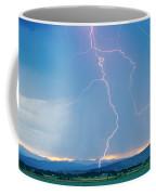 Rocky Mountain Front Range Foothills Lightning Strikes 1 Coffee Mug