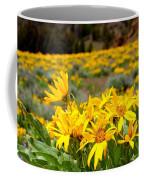 Rocky Mountain Helianthella Coffee Mug