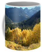 Rocky Mountain High Colorado - Landscape Photo Art Coffee Mug