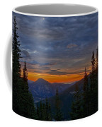 Rocky Mountain High Sunrise Coffee Mug
