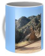 Rocky Mountain Mascot Coffee Mug