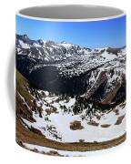 Rocky Mountain National Park Pano 2 Coffee Mug
