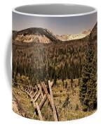Rocky Mountain National Park Vintage Coffee Mug