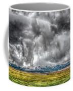 Rocky Mountain Panorama Hdr Coffee Mug