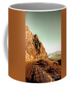 Rocky Mountain Route Coffee Mug