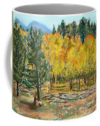 Rocky Mountain Siesta Coffee Mug