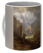 Rocky Mountains, Lander's Peak Coffee Mug