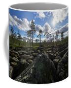 Rocky Offroad. Boulderfield Coffee Mug