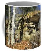 Rocky Outcrop Coffee Mug