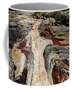 Rocky Pools - Wreck Island Coffee Mug