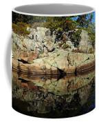 Rocky Reflection Coffee Mug