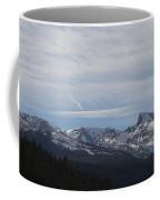 Rocky Sawtooth Coffee Mug
