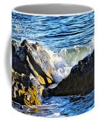 Rocky Shore 1 Coffee Mug