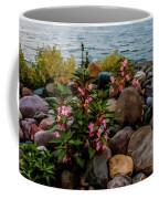 Rocky Shores Of Lake St. Clair- Michigan Coffee Mug