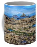Rocky Washington Coast Of The Pacific Coffee Mug