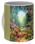 Rococo Delight Coffee Mug by Hannibal Mane