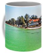 Rod And Reel Pier 360 Degrees Coffee Mug