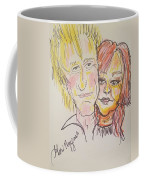Rod Stewart And Cyndi Lauper Tour 2017 Coffee Mug