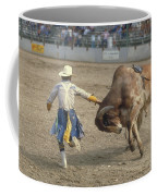 Rodeo Clown Coffee Mug