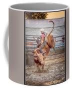 Rodeo Cowboy Coffee Mug
