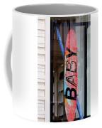 Rodeo Drive Surfboard Coffee Mug
