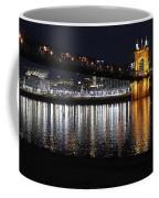 Roebling Bridge Coffee Mug