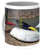 Rowboats Ashore  Coffee Mug