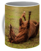 Roll Over Coffee Mug