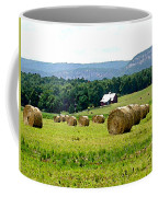 Rolled Bales Coffee Mug